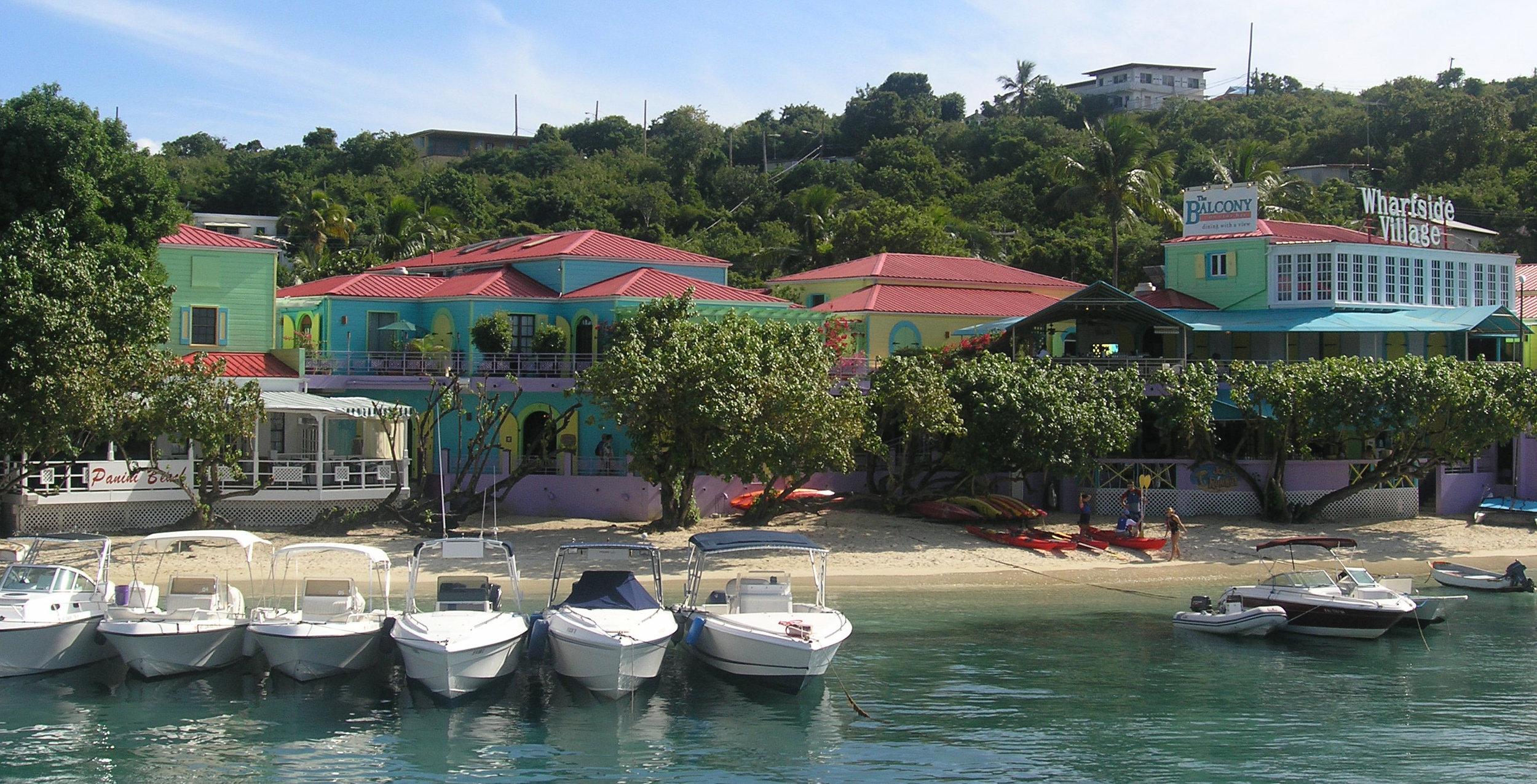 St. John Cruz Bay