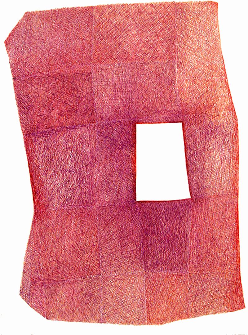 Bix 23  Ink on Paper 1998