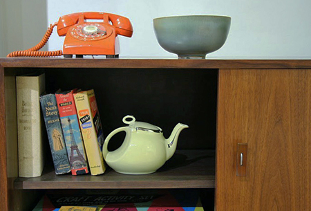 Image from  Mid Century Style and Studio Pottery , Greenwich House