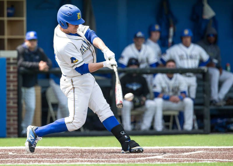 My final year of D1 College Baseball, I hit .373 with 17 2B, 5 HR, SLG .612. I won All-CAA as well as All-Region. I just wish I found Dan sooner. - Greg o. University of Delaware