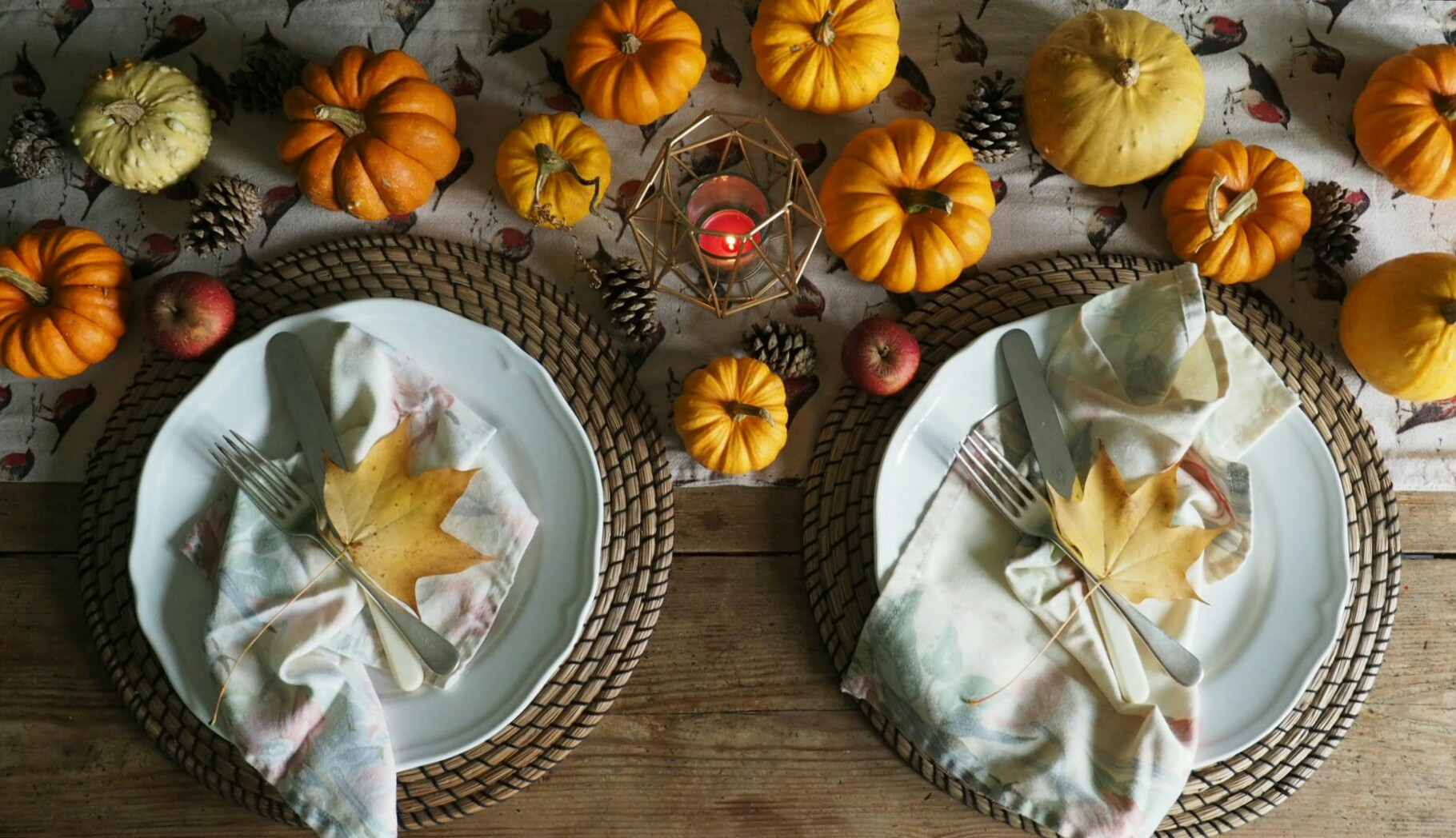 ~ The Harvest Table ~