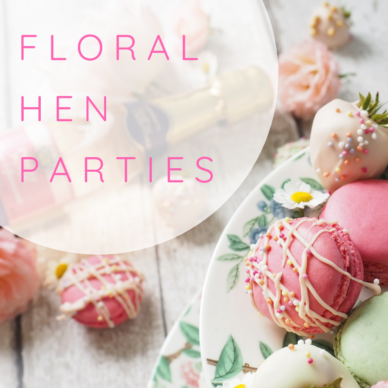 Floral Hen Parties