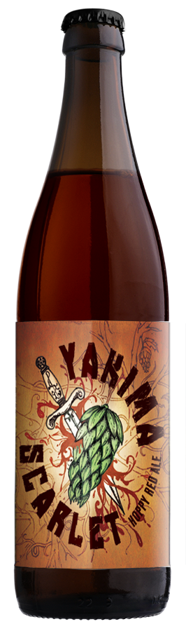 Yakima Scarlet Bottle