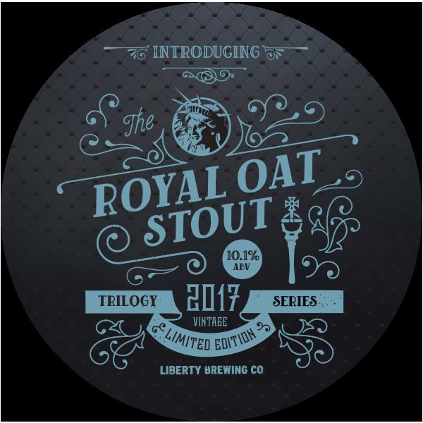 Royal Oat Stout