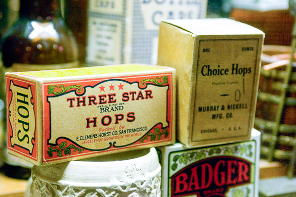 Three Star Hops