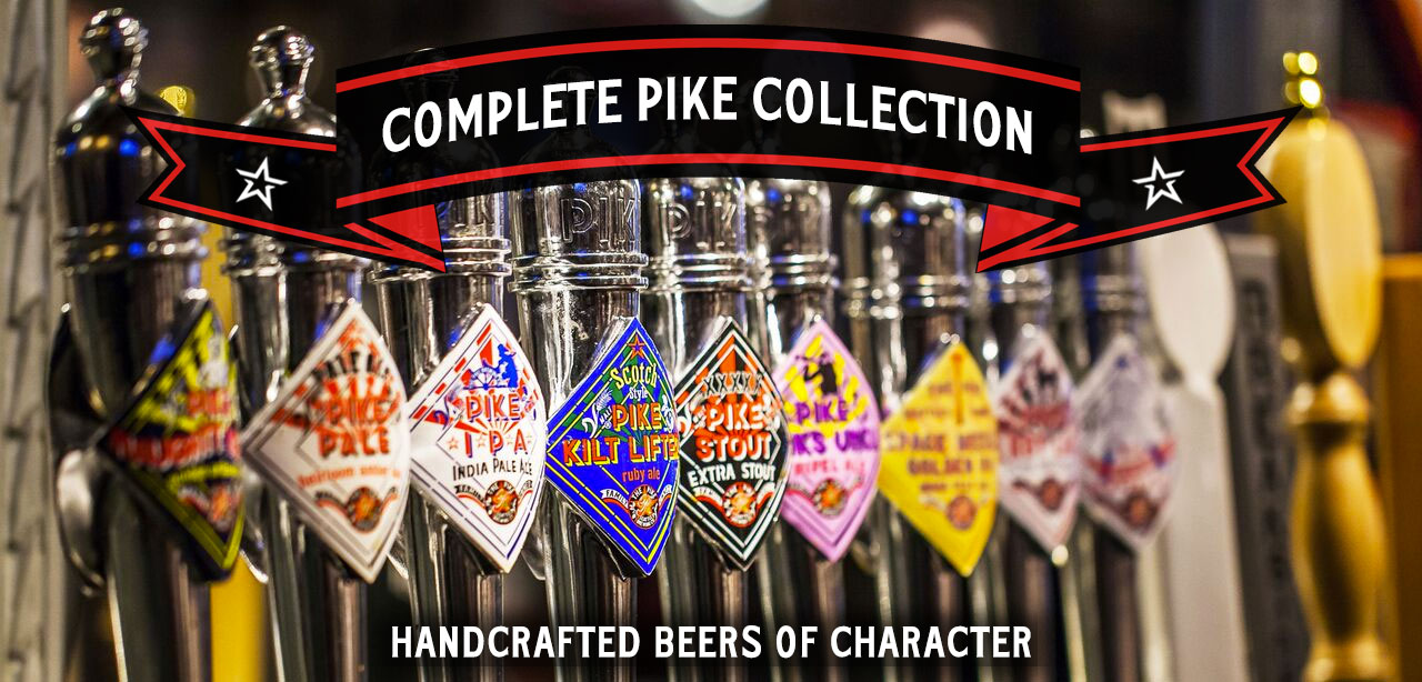 THE COMPLETE PIKE COLLECTION