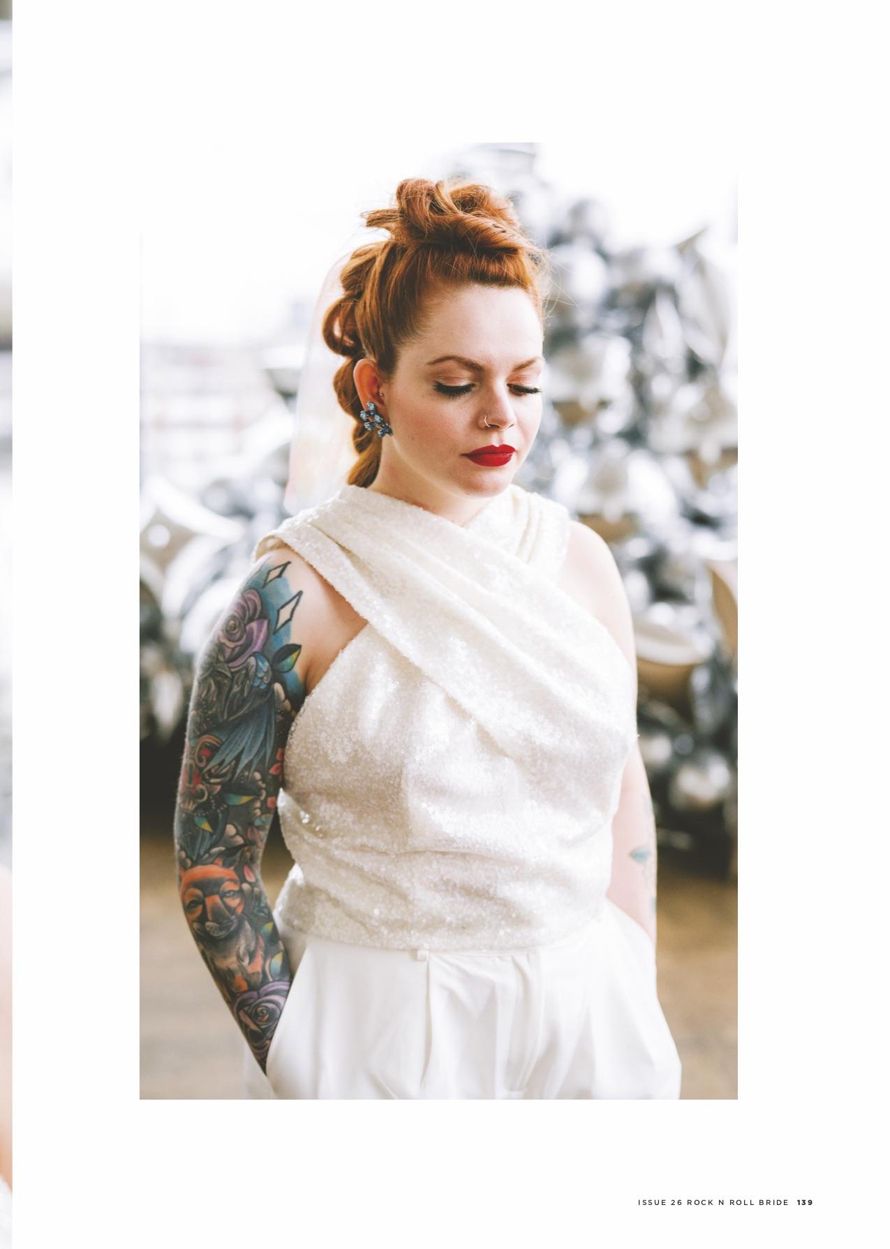 Rock n Roll Bride May 2019