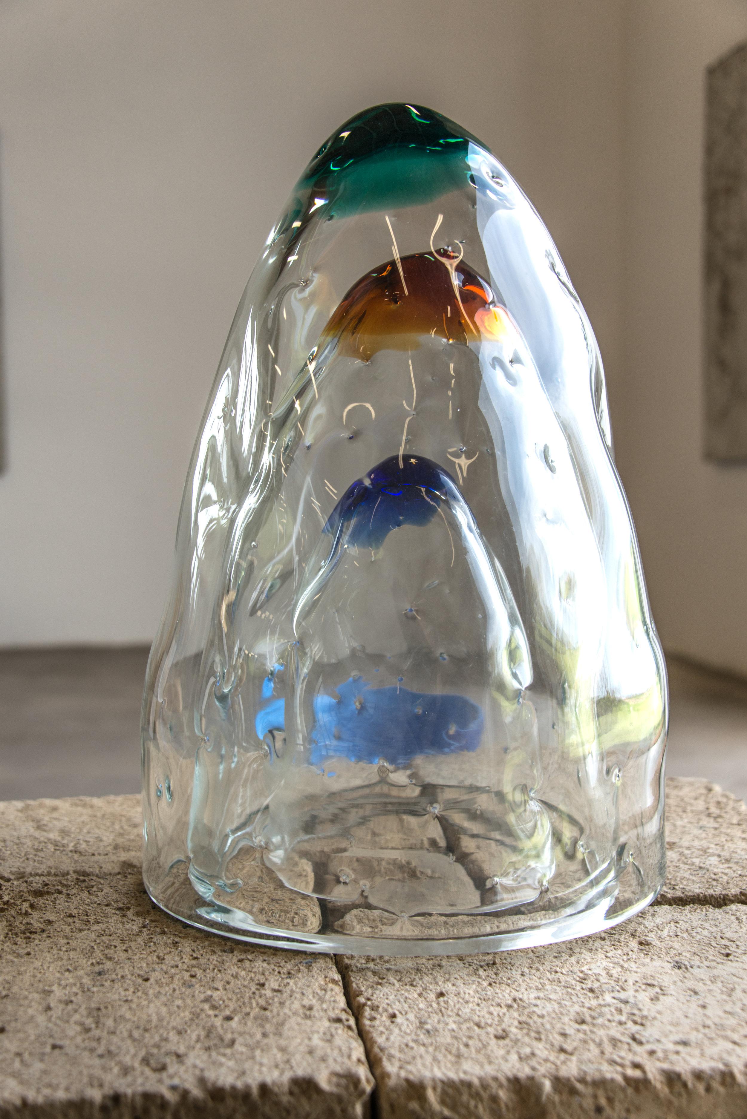 Tristano di Robilant   Milleseicento , 2018 Blown Glass