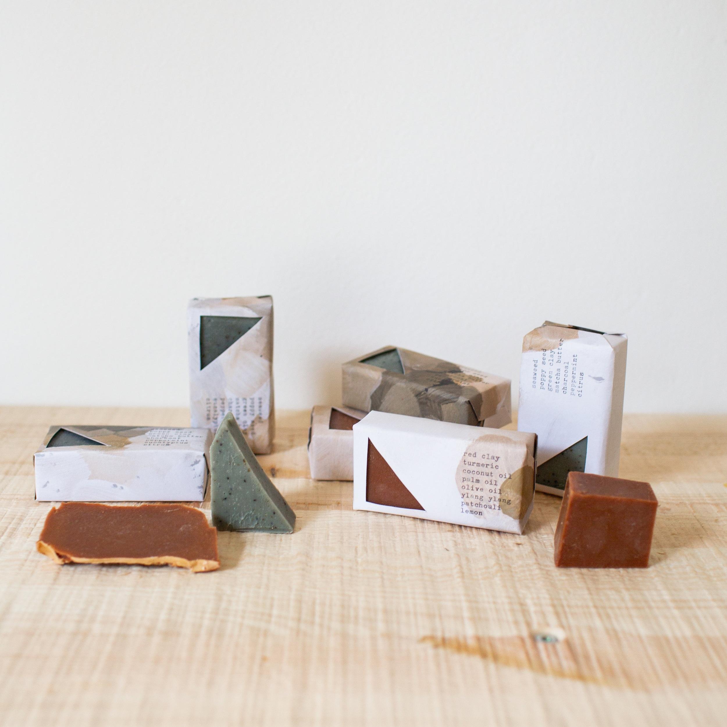Soap | Anna Woodman