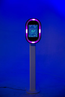 The Light up Digital Selfie Station    -Text or E-Mail from the Station    -Boomerangs, Video Pictures and more...    -Custom message to guests    -Can go just about anywhere.      MEDIA CHAMELEON    2 HOURS $550    3 HOURS $725    4 HOURS $875
