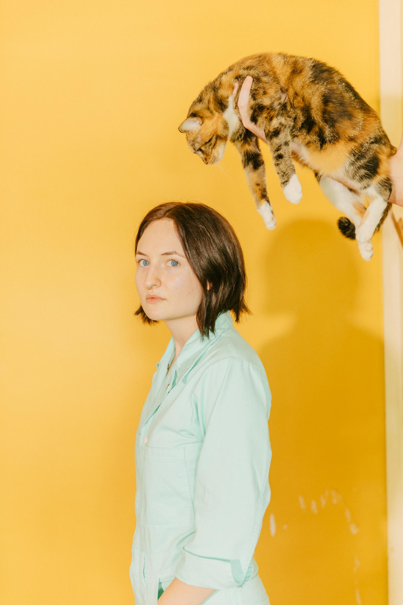 Portrait by  Ashley Kickliter