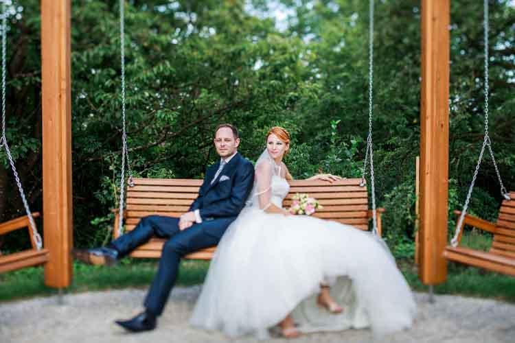 Hochzeit im Schloss Seggau