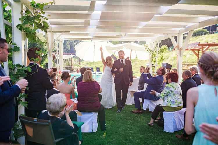 Hochzeit in Leutschach