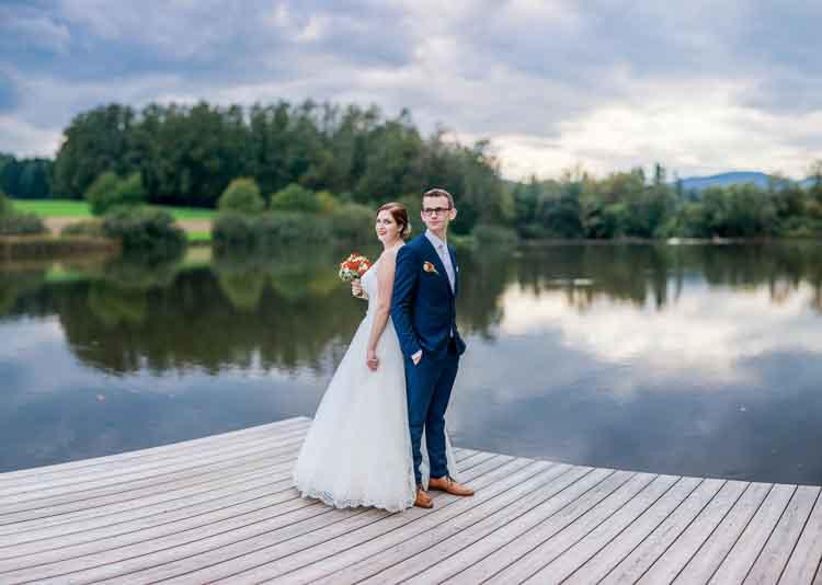 Hochzeit in Schielleiten