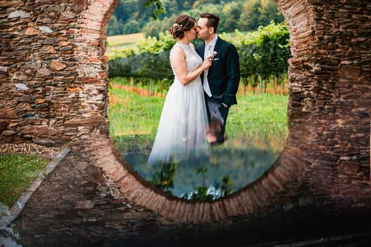 (Regen)Hochzeit in Stubenberg