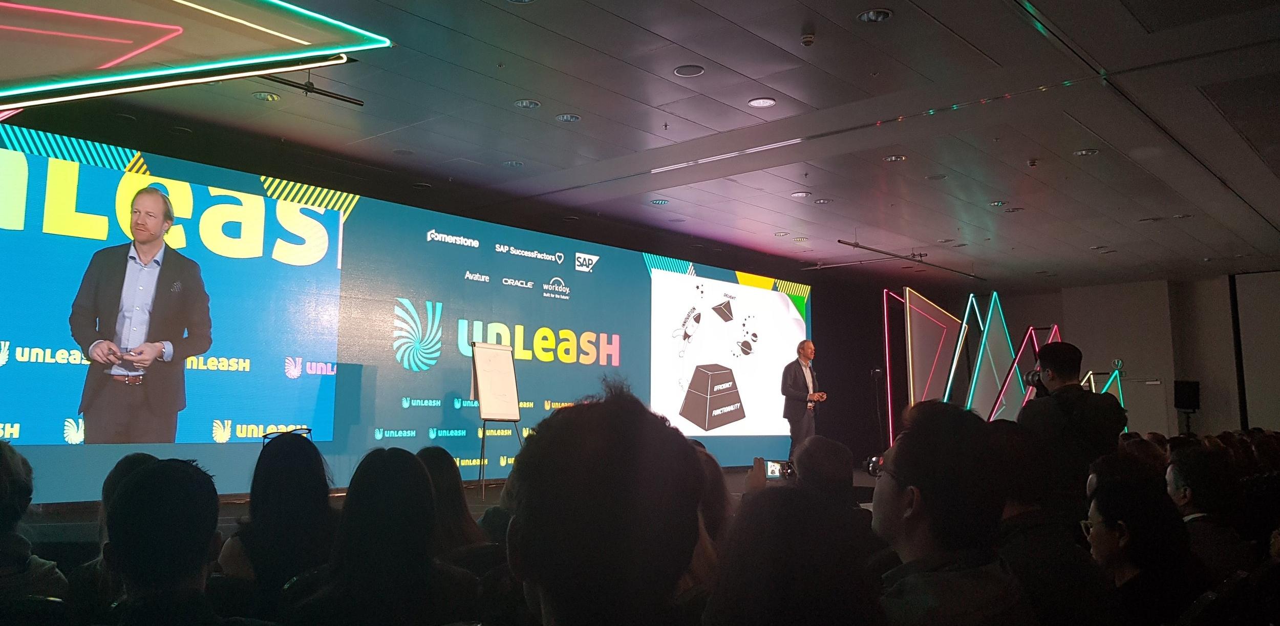 Skype co-founder Jonas Kjellberg at Unleash
