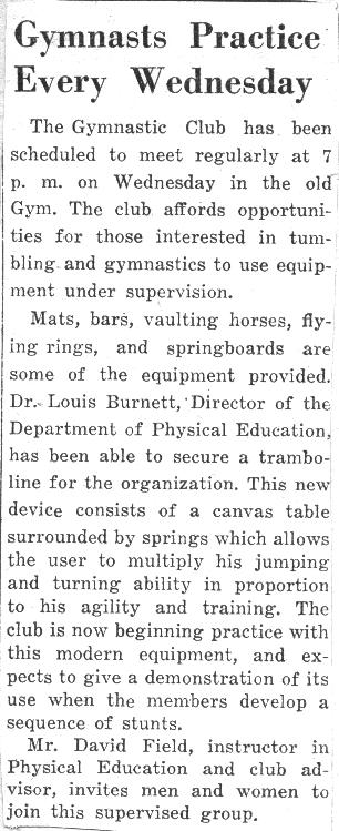 Diamondback Article 11/22/1946