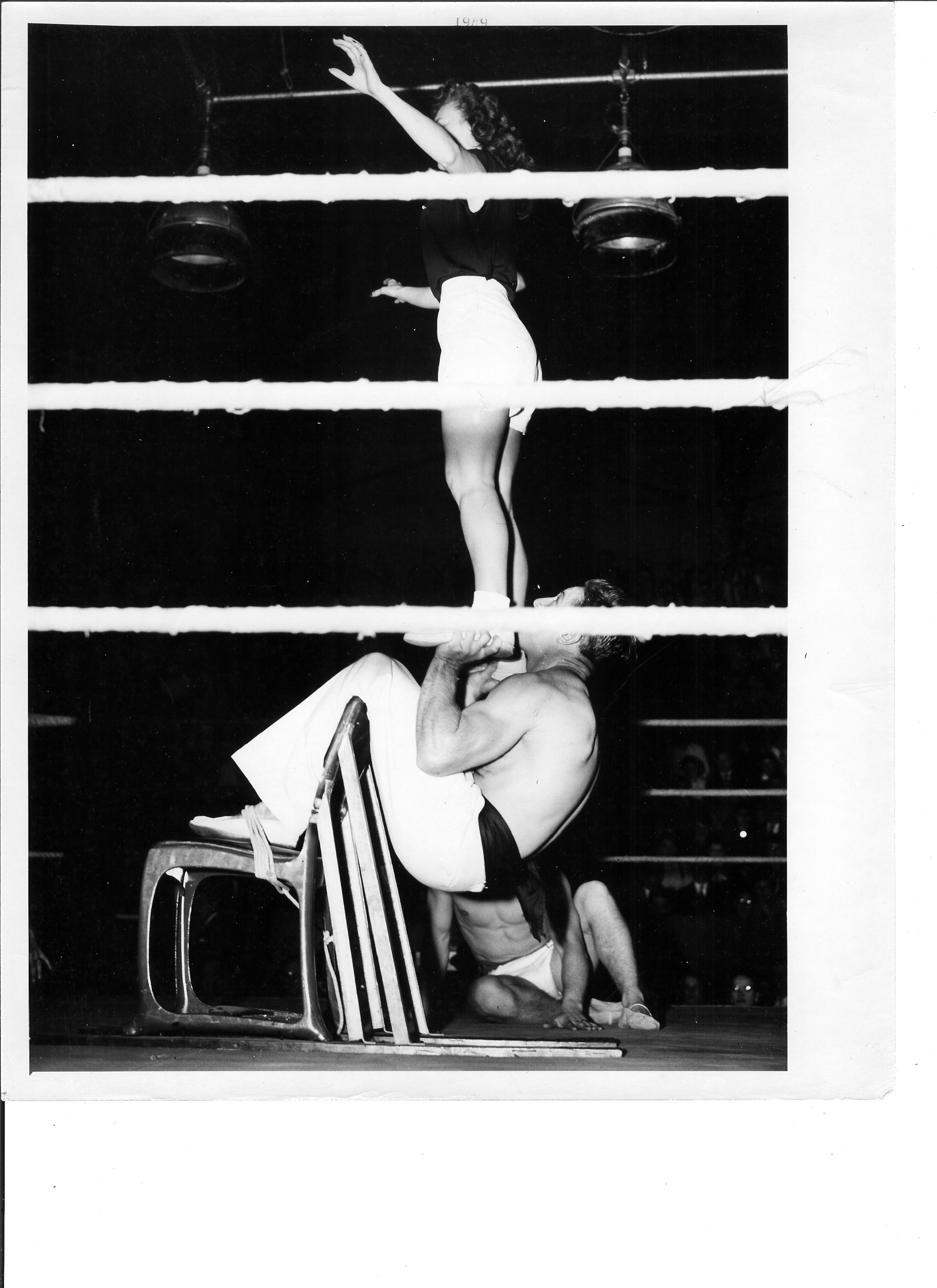 1949 'The Gladiator and His Lady' Gloria Myers and Charles Finch.jpg