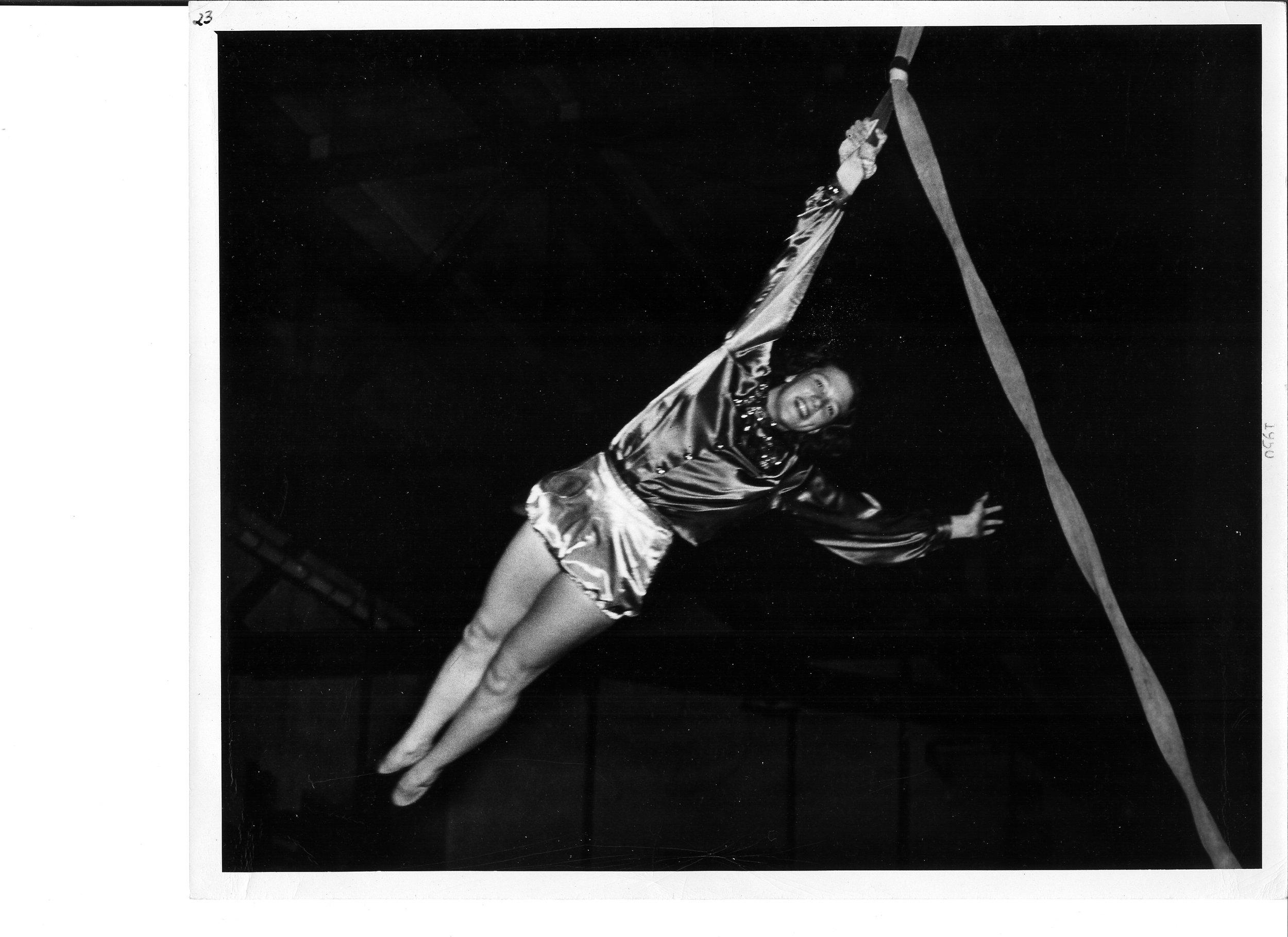 1950 Margaret Coates on the Spanish Web.jpg