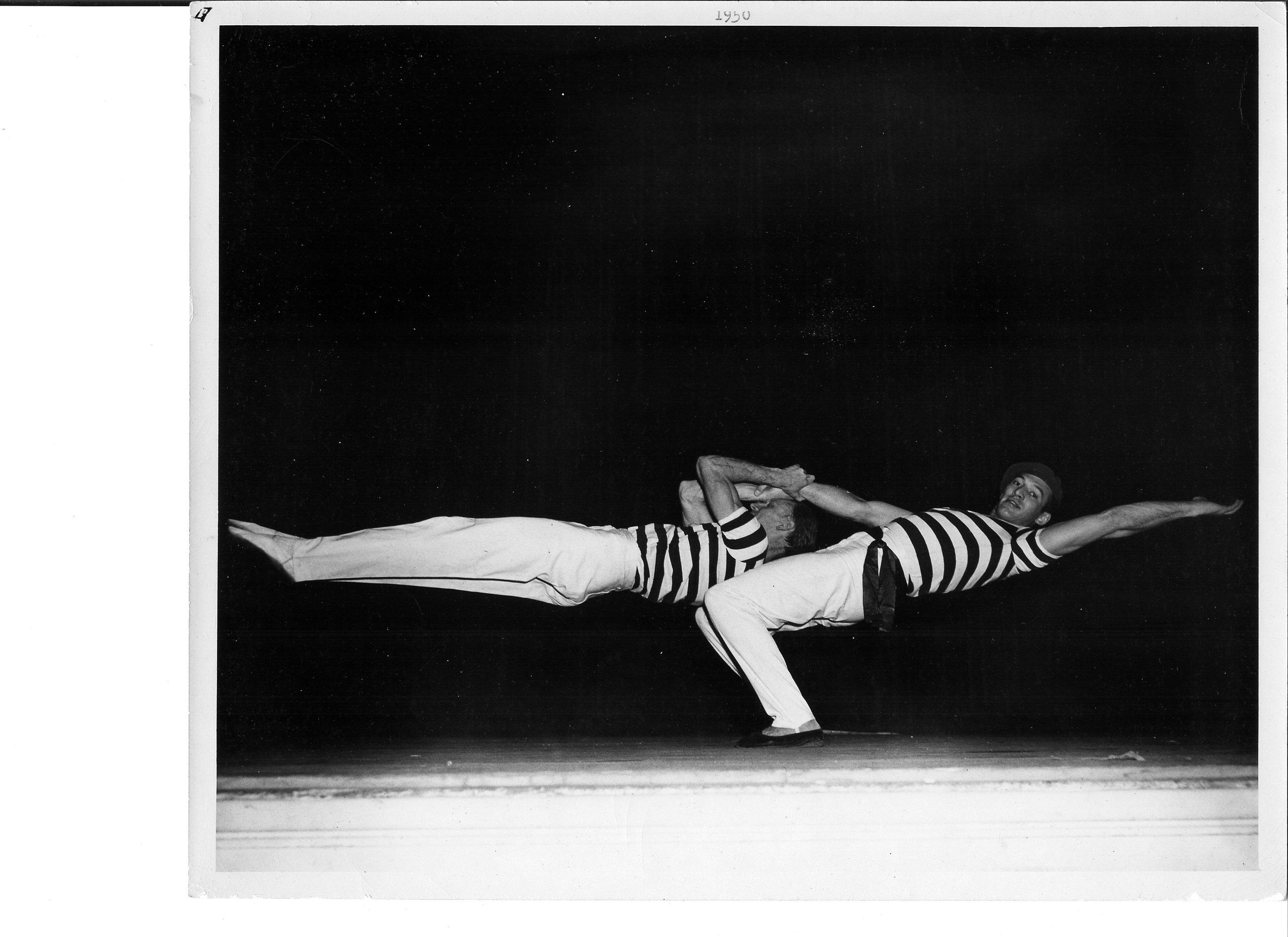 1950 Stan Rae and Joe Herring.jpg