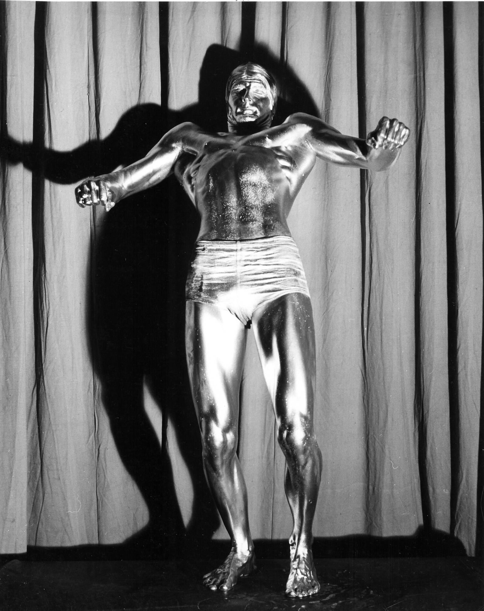 """Al Kuckhoff """"Man of Bronze"""""""