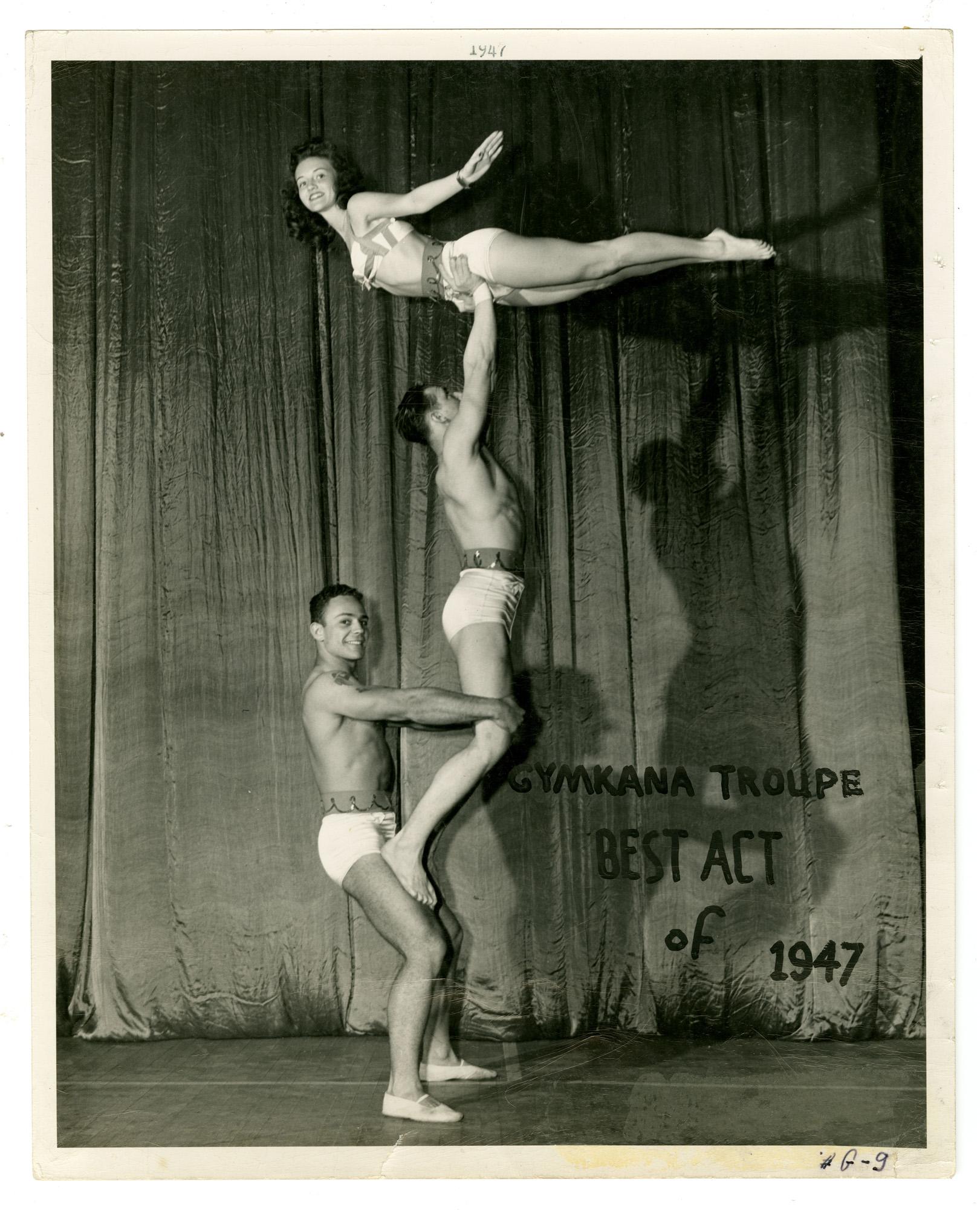 1947 - Mixed Triples Balancing