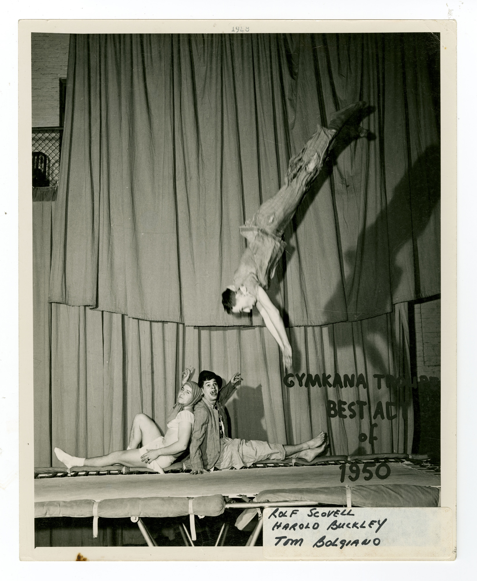 1950 - The Aristocrats of the Trampoline