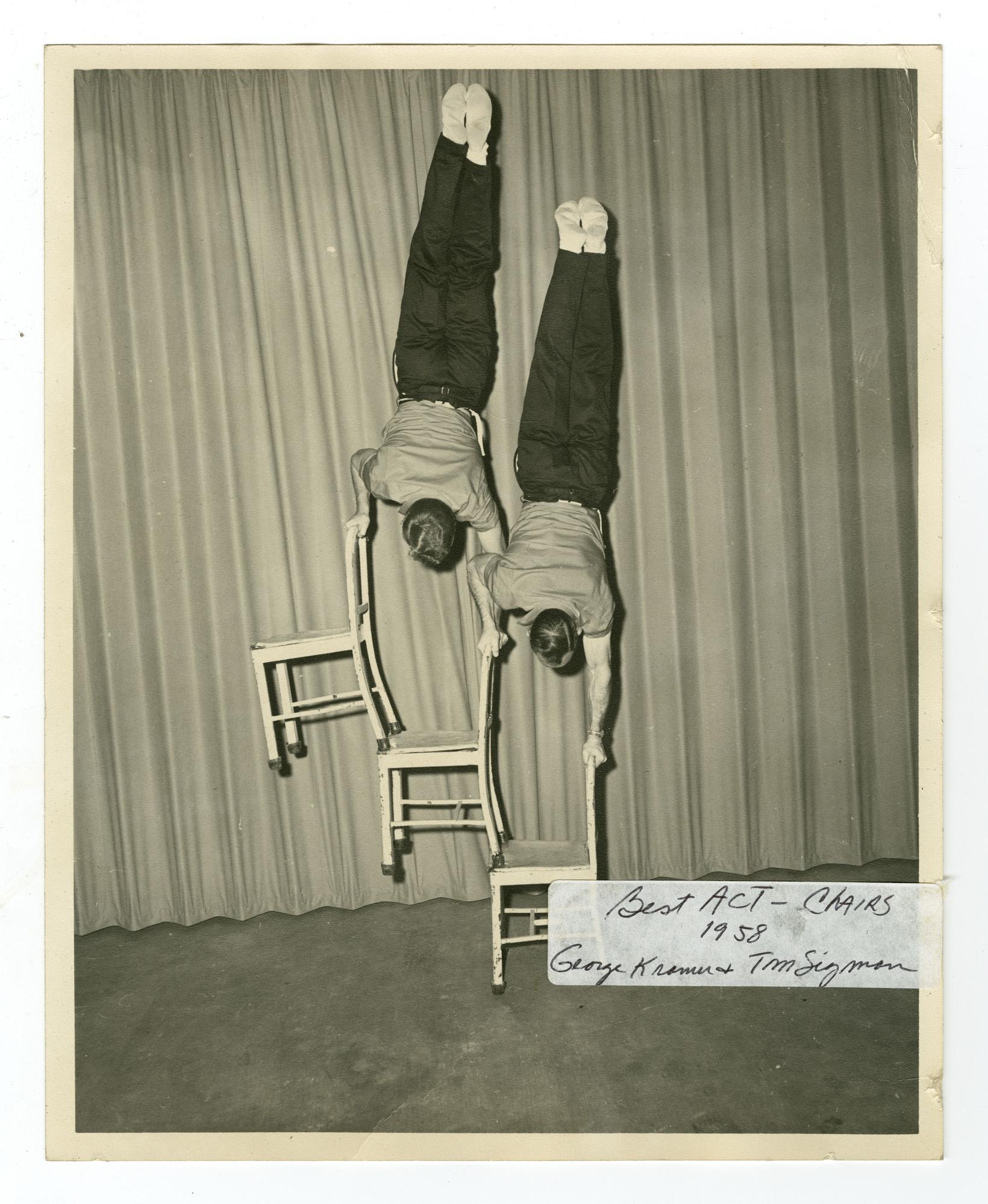 "1958 - The Chairmen"""