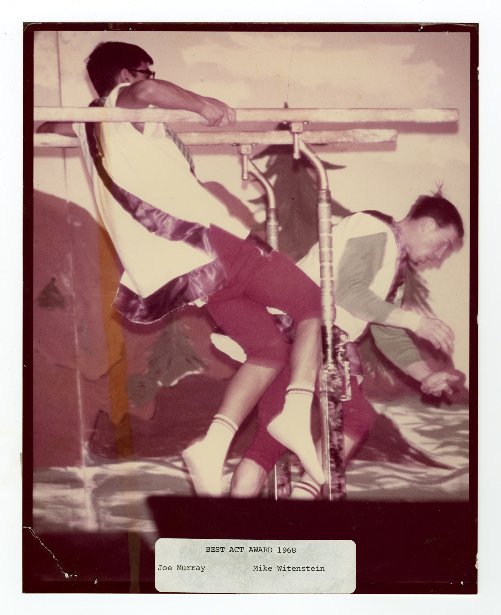 1968 - Comedy Parallel Bars