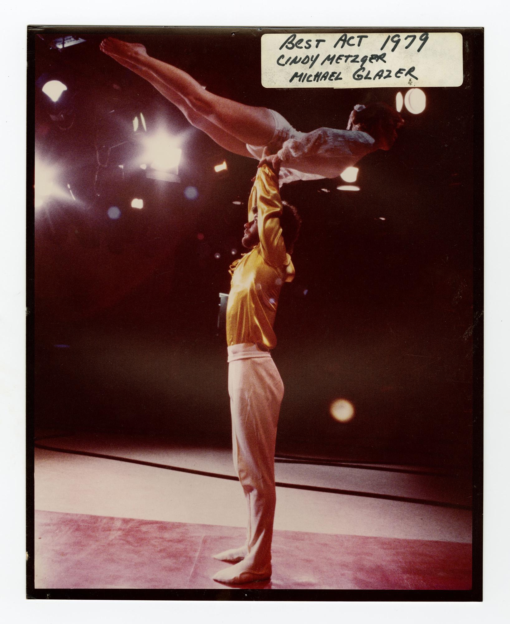 1979 - Mixed Doubles Balancing
