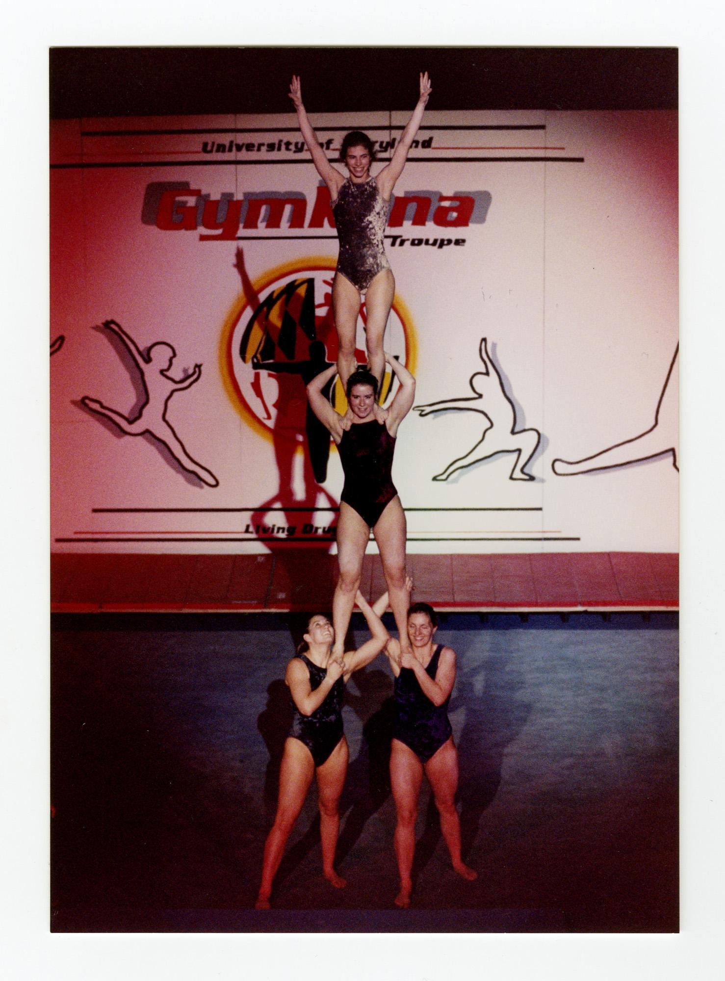 1999 - Women's Quads Balancing