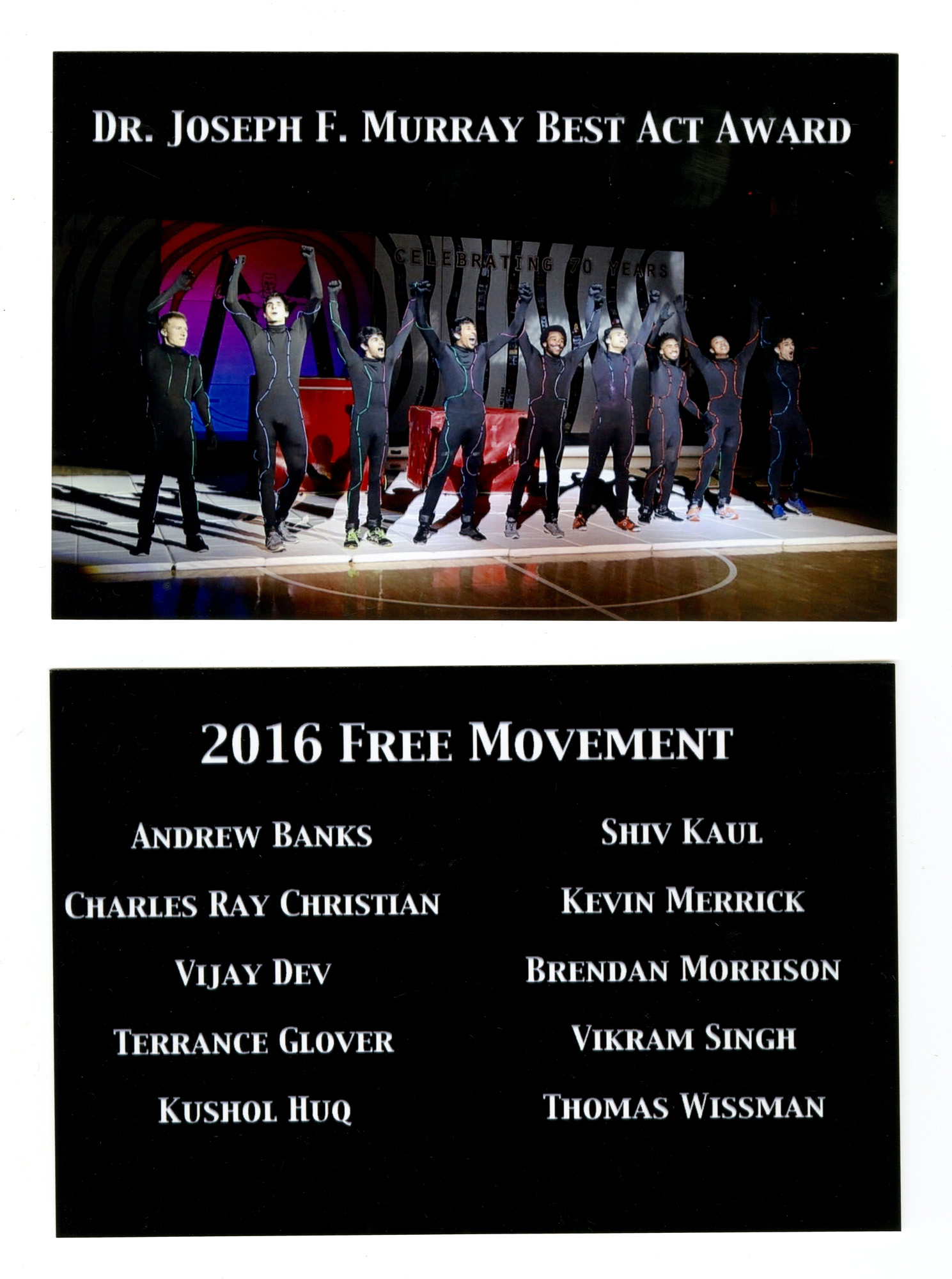2016 - Free Movement