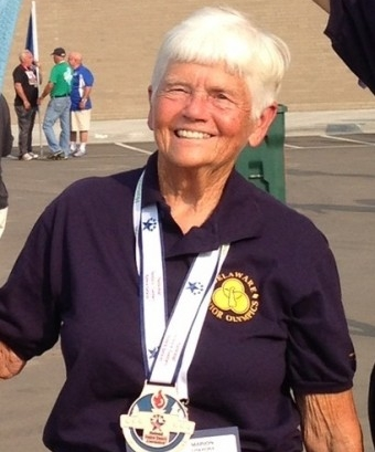 Marion (Copping) Lisehora - Class of 1953National Senior Games champion and former horse diver.