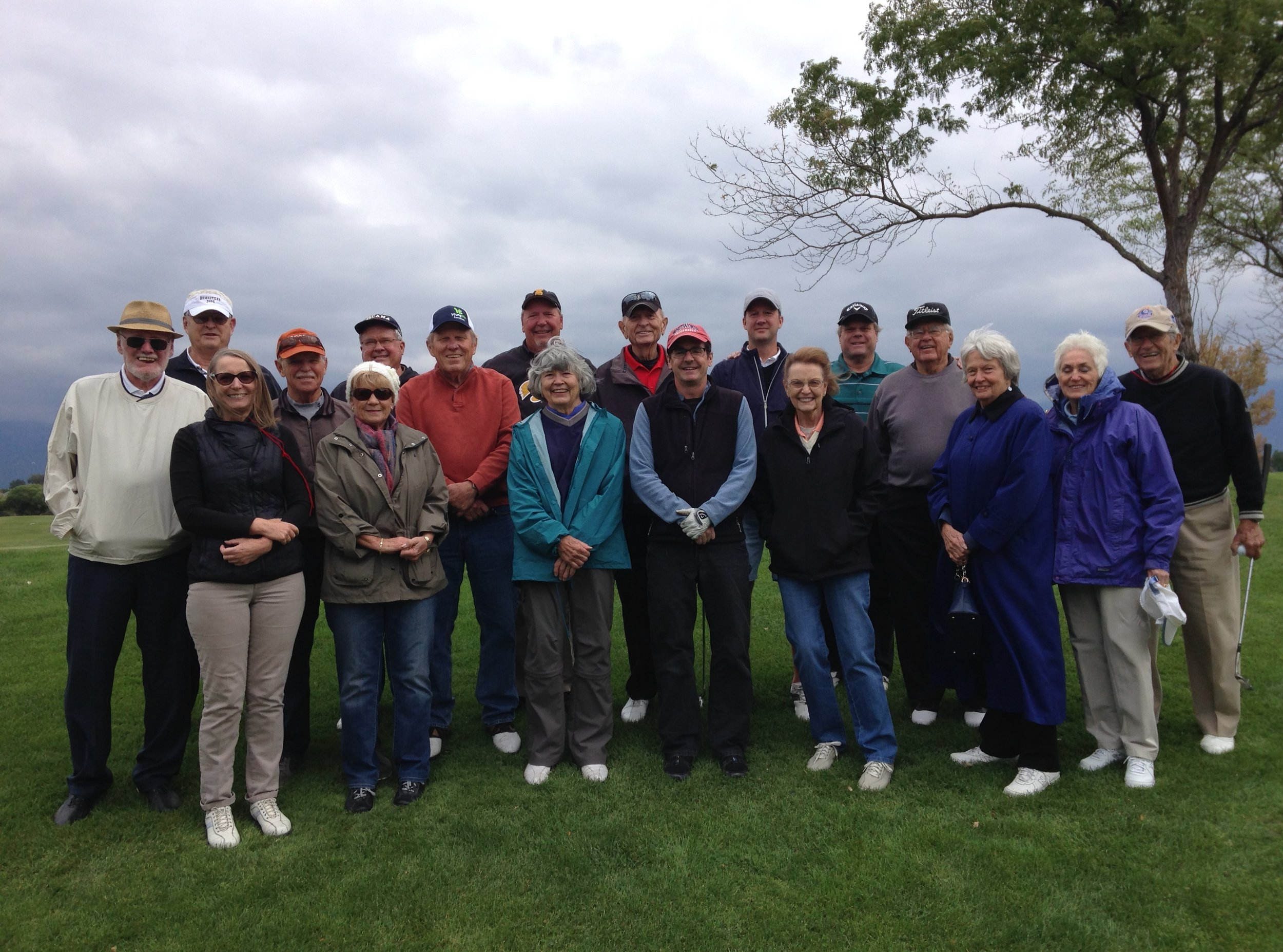 Thank you to everyone who braved the weather to participated in Cottonwood's 16th Annual Golf Tournament.