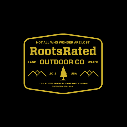 Lifestyle logo design for RootsRated