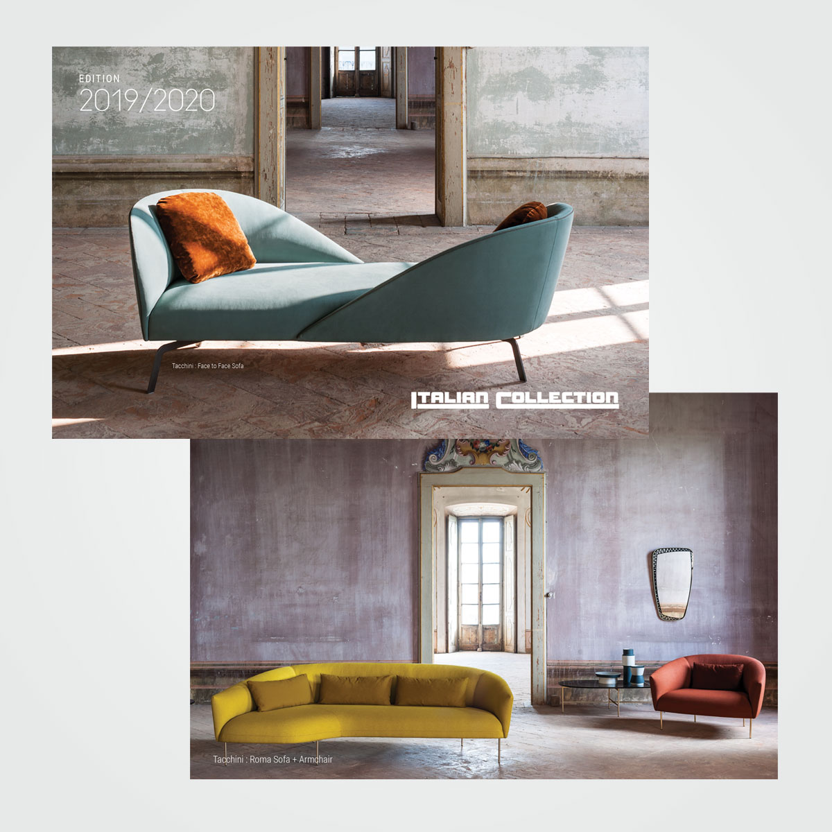 Catalog for Italian Collection