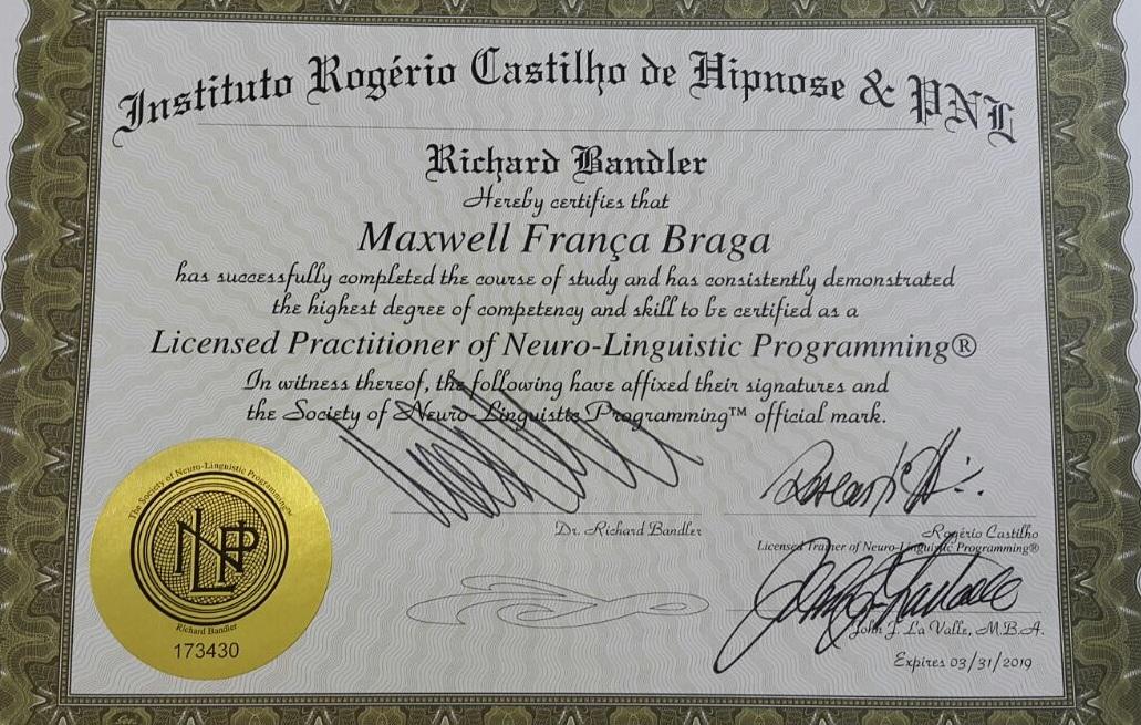 Certificado+Practitioner+em+PNL
