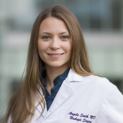 ANGELA B. SMITH, MD MS    Assistant Professor of Surgery and Urology , University of North Carolina at Chapel Hill  urologic cancer, patient-centered outcomes