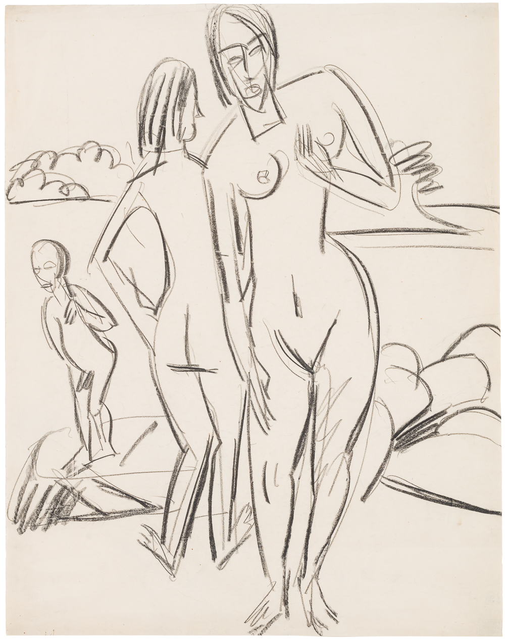 Kirchner, Ernst Ludwig - Akte am Fehmarnstrand, 1912_web.jpg