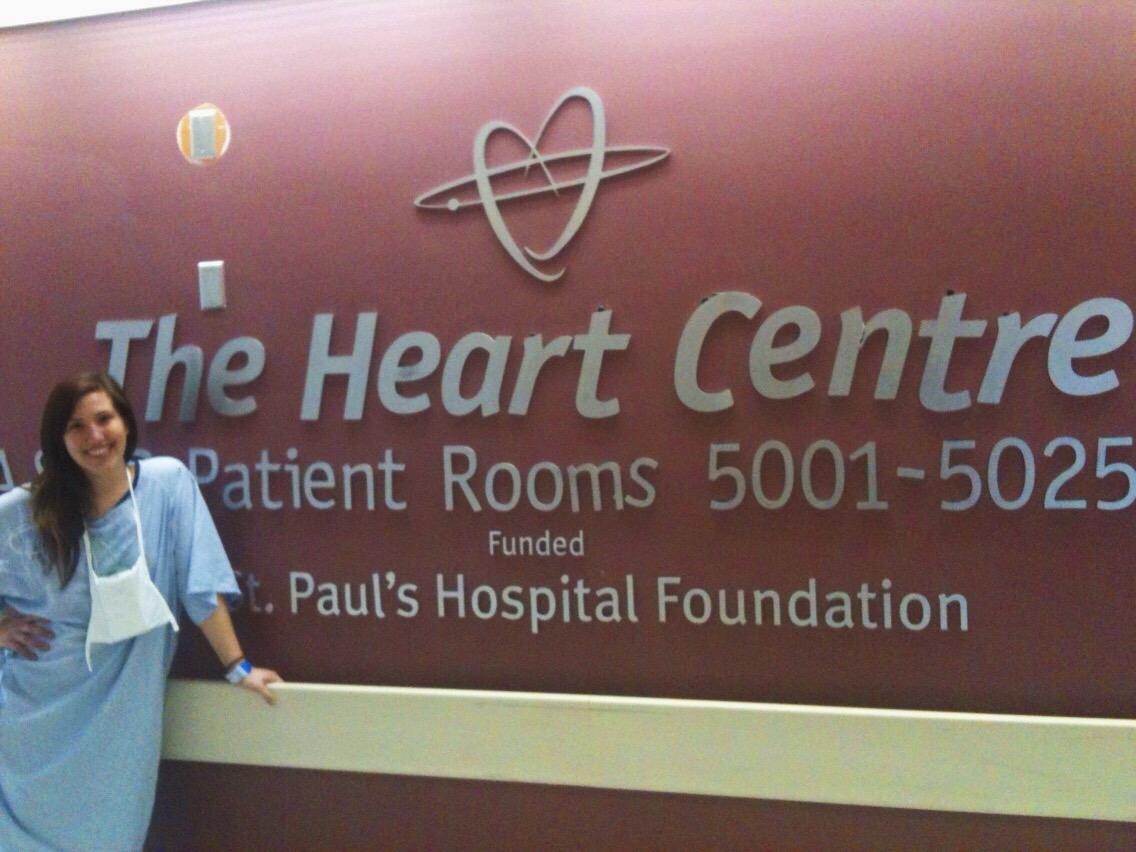 Kickstart My Heart (my Lupus story pt. 2)