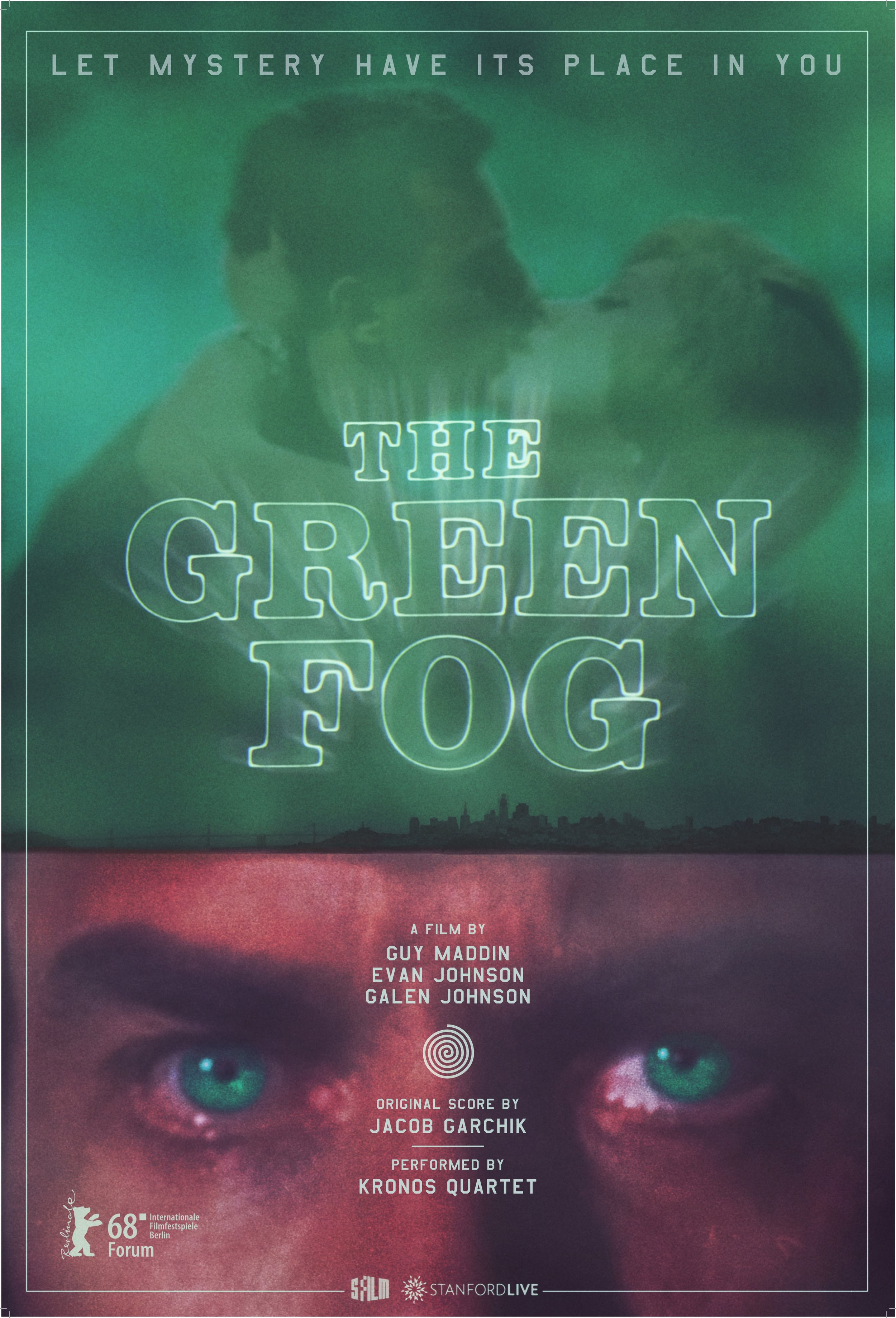 (An Extra Large Production in association with Stanford Live and the San Francisco Film Festival).  Year: 2017 Film Format: DCP, Blu-ray and DVD Origin: USA Runtime: 63 mins