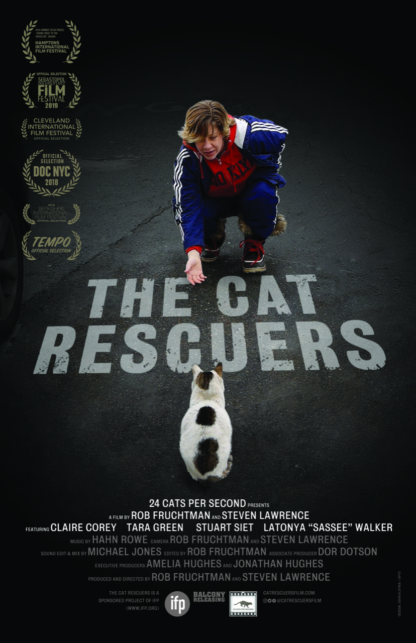 A 24 Cats Per Second Production   Year: 2019 Film Format: DCP and Blu-ray  Origin: USA Runtime: 87 mins