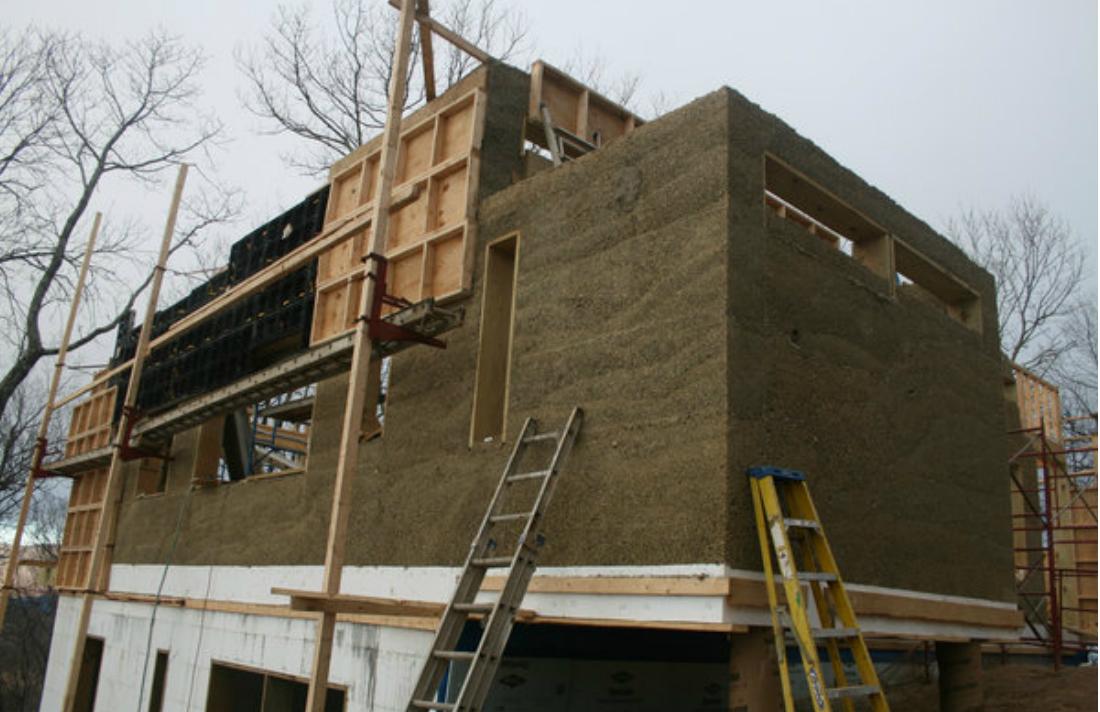 Hemp Construction Materials