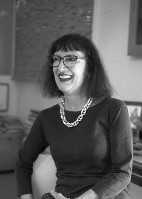 Denise Domergue - Denise is the Founder and Creative Director of Made Out of What. She is a conservator of contemporary art, a writer, and an independent curator. She was Director of Conservation of Paintings, Ltd. from 1976-2014 and is a Fellow of the American Institute for Conservation. Denise is author of Artists Design Furniture (1984, Abrams Books) and was Los Angeles editor of Metropolitan Home Magazine (1989-1994). She is the producer of a short film: Made Out of What??!! (2014).