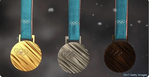 2020 Olympic medals © Getty Images