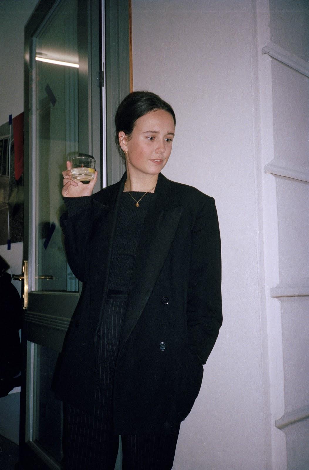 © Nadine Hess. Photo of Eliza Edwards - Founder of Slow Exposure.