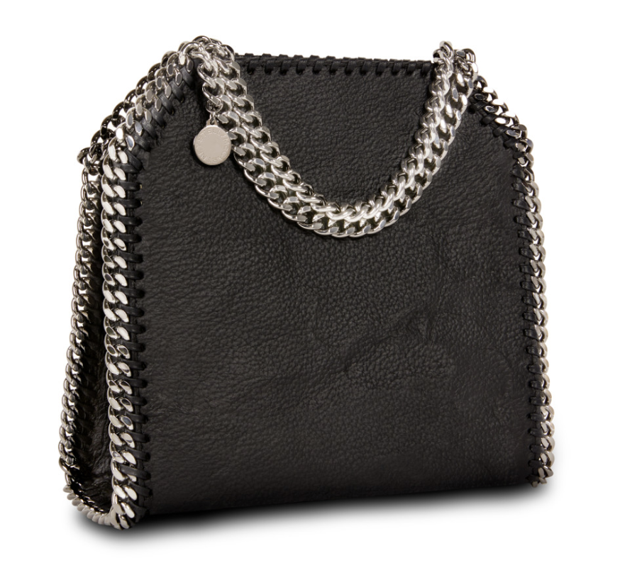 © Bold Threads. Classic Stella McCartney Falabella bag made out of 'Mylo'