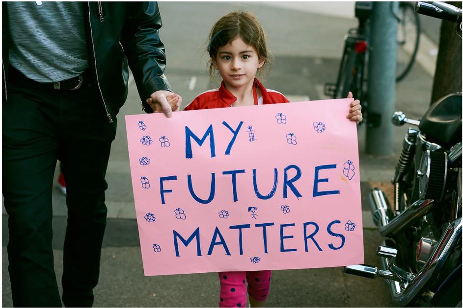 Image: Schools Strike 4 Climate