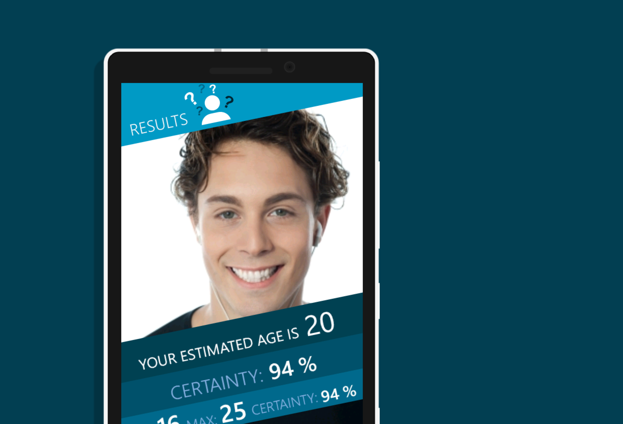 VizAge - An app for Windows Phone that used facial recognition to guess a user's age, powered by the Face.com API.