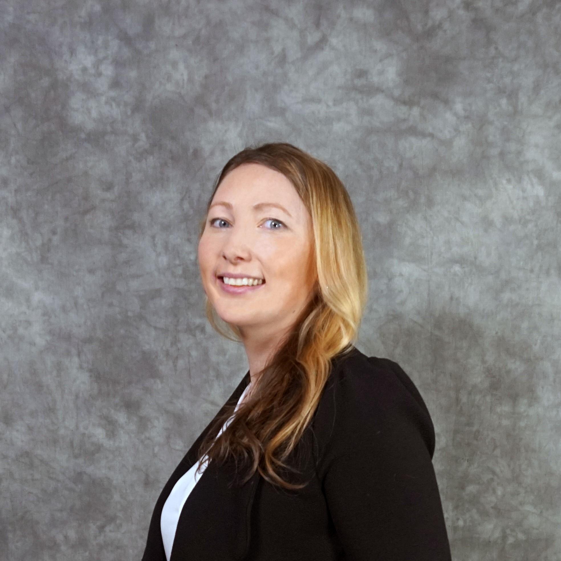 Crystal Rustad  , YCUP VP of Membership  American Reporting Company
